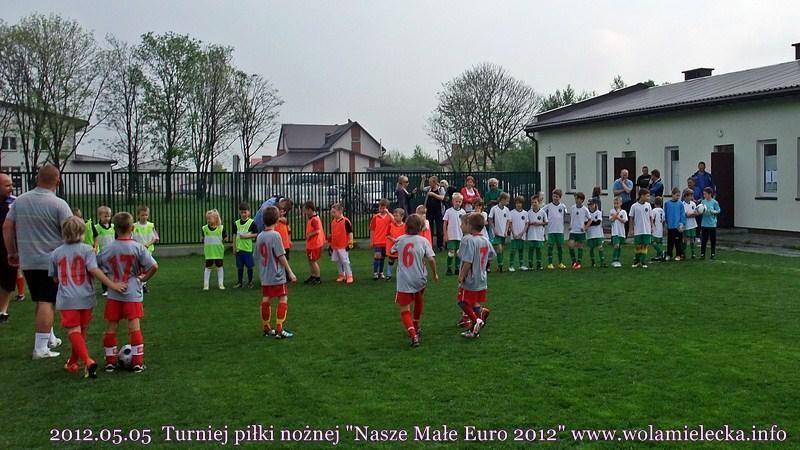 Turniej Nasze Małe Euro 2012 (1)